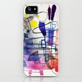 Homesick iPhone Case