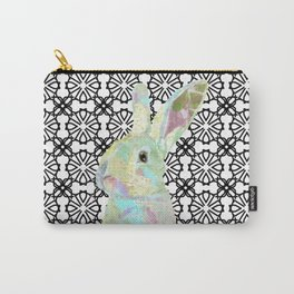 Bunny Bliss Carry-All Pouch