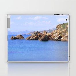 BLUE BLUE SEAS Laptop & iPad Skin