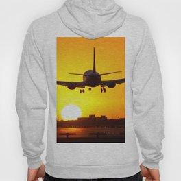 Beautiful 737 Sunset Hoody