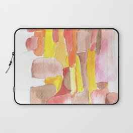 171013 Invaded Space 11 abstract shapes art design  abstract shapes art design colour Laptop Sleeve