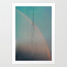 The Interceptor Art Print