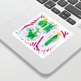 Flirty Girls Sticker