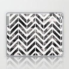 Brush Chevron Laptop & iPad Skin