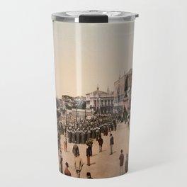 1890s Riva degli Schiavoni, Venice, Italy photo Travel Mug