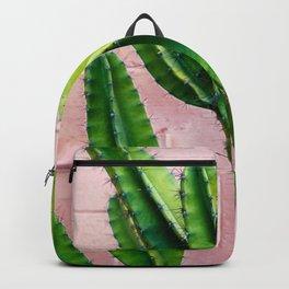 Desert Cactus Backpack