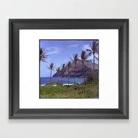 Hawaii Heaven Framed Art Print
