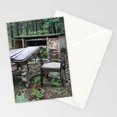 Fine Dining in the Mountains of Colorado Stationery Cards