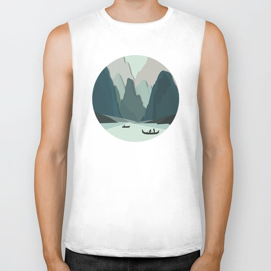 My Nature Collection No. 28 Biker Tank