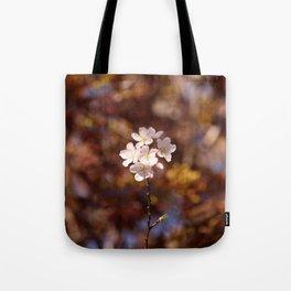 Blossom (Square) Tote Bag