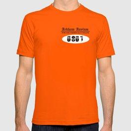 Inmate 0801 T-shirt