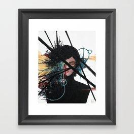 Hypersensitivity  Framed Art Print