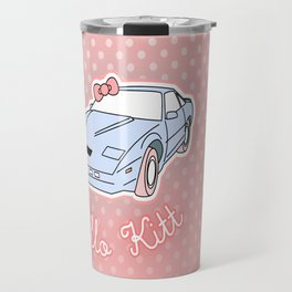 Hello Kitt Travel Mug