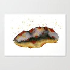 Poppy hills Canvas Print