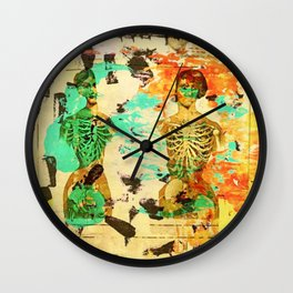 DUO OUD Wall Clock