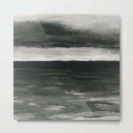 Dark sea Metal Print