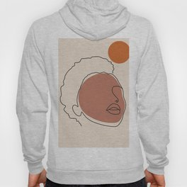 African American women colors of beauty Hoody