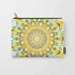 Divine Creation Mandala Carry-All Pouch