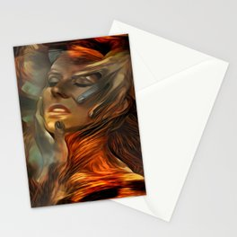 CONFUSION Stationery Cards