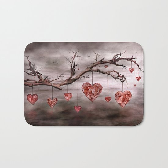 The new love tree Bath Mat