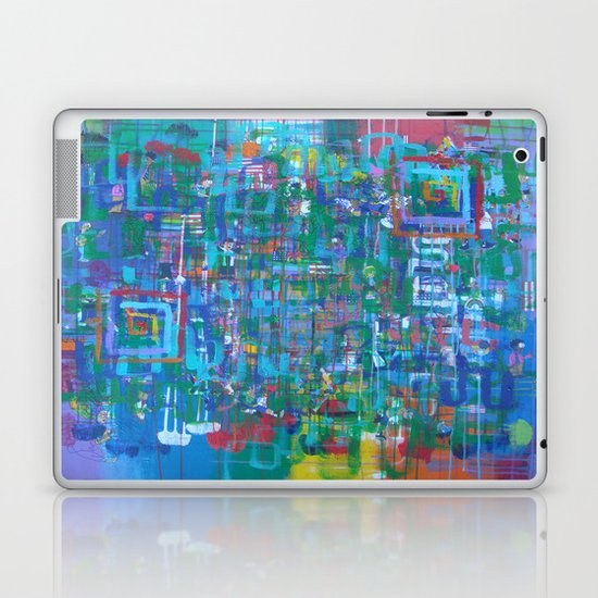 Every Part of You is Just Another Part of Me Laptop & iPad Skin