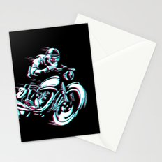 HIPSTER HOT RIDE Stationery Cards
