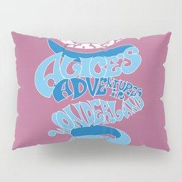 Alice's Adventures in Wonderland Pillow Sham
