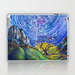 Galactic Manipura Laptop & iPad Skin