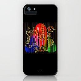 Cock iPhone Case