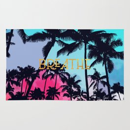 Wind in the Palms Rug