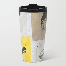 sincerely, your love. Travel Mug