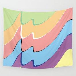 sliding. Wall Tapestry