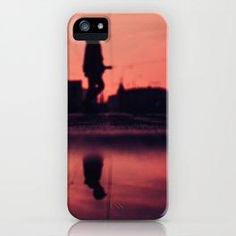 Dusk iPhone Case