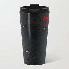 Fire Marble Travel Mug