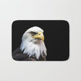 Majestuous Bald Eagle Bath Mat