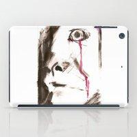 kill la kill iPad Cases featuring kill by cistus skamberji