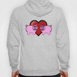 Piggy Love Hoody