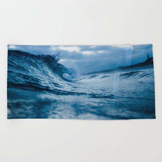 Wave 5 Beach Towel