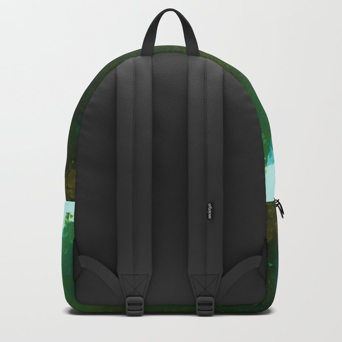Runs To The Sea Backpack