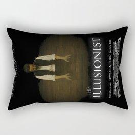 The Illusionist Rectangular Pillow