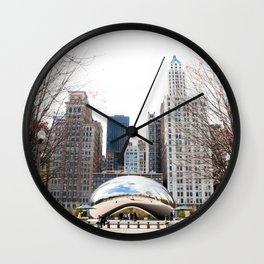 Chicago, 2014 Wall Clock