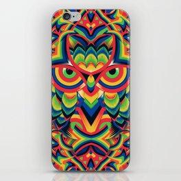 Owl 3 iPhone Skin