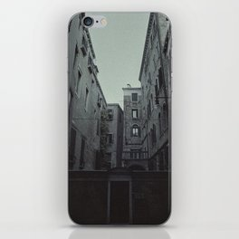 The Small Courtyard iPhone Skin