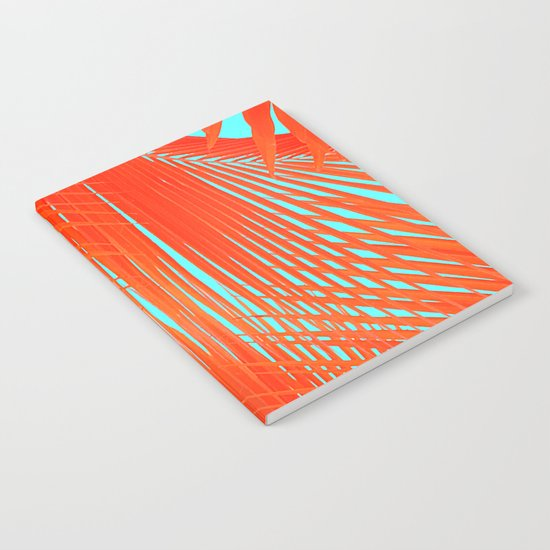 Flame Frenzy Notebook