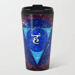 Vishuddha or Vishuddhi Travel Mug