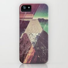 beyond the shores of reality... iPhone (5, 5s) Slim Case