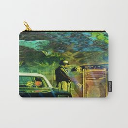 A Nightly Pull Over:The Casual Affair Carry-All Pouch