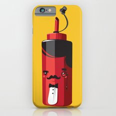 Fancy Ketchup iPhone 6s Slim Case
