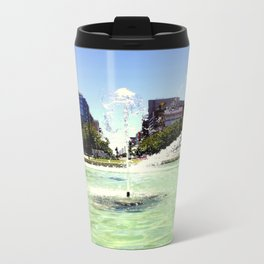 Victoria Square - Adelaide Travel Mug