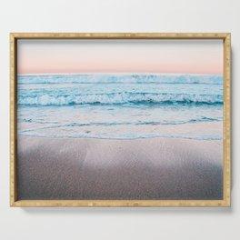 Hermosa Beach, USA #society6 #decor #buyart Serving Tray